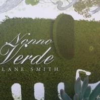 Copertina di nonno verde, di Lane Smith