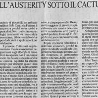 La festa dell' austerity sotto il cactus di Natale - Repubblica - Stefano Belli