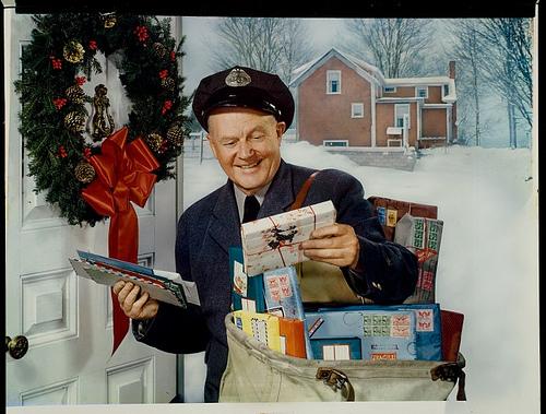 Natale la consegna dei doni