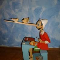 Pinocchio a scuola