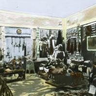 Padiglione siberiano all'esposizione di Parigi del 1900