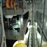 Museo, sezione verticale