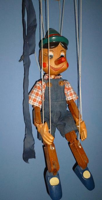 Pinocchio. Il burattino