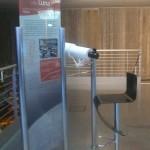 Telescopio per sperimentare la velocità della luce