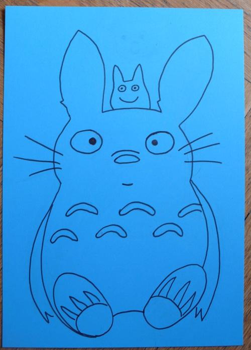 Omaggio a Totoro