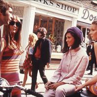 Ragazzi a Londra negli anni 70