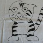 Trasposizione disegno maglietta fai da te