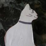 Magnete gatto finito