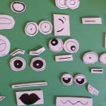 Elementi dell'espressione facciale