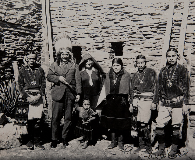 Einstein al Gran Canyon