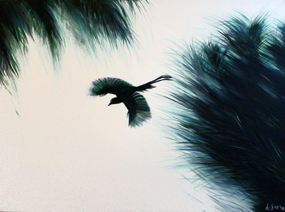 Poesie con le ali, Serena de Gier