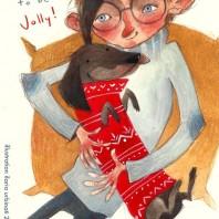 Cartolina Natale Ilaria Urbinati