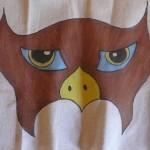 Maschera falco