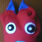Animaletto cappello Carnevale