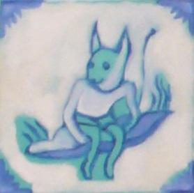 Azulejo volpe Paula Dias