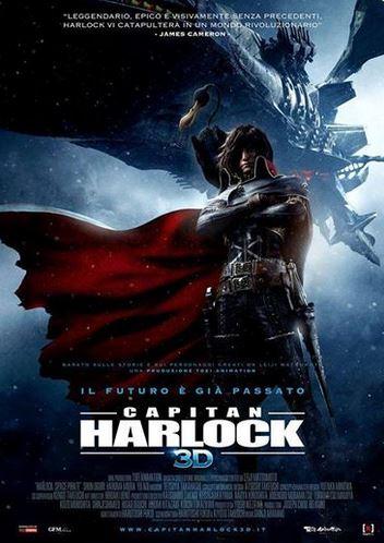 Il ritorno di Capitano Harlock