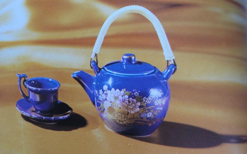 Teiera e tè