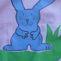 Coniglio blu