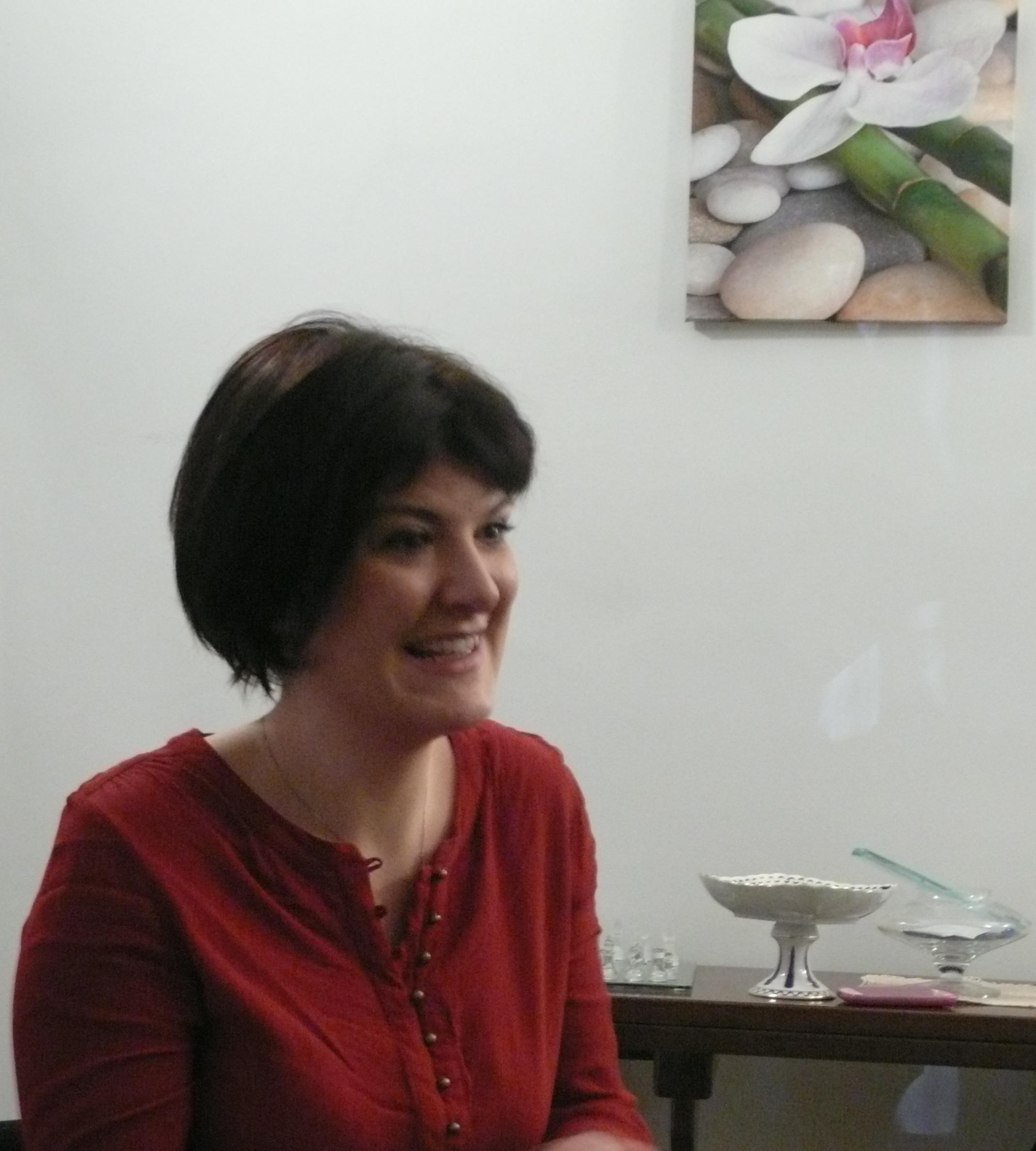 Sabrina Audisio psicoterapeuta a Torino