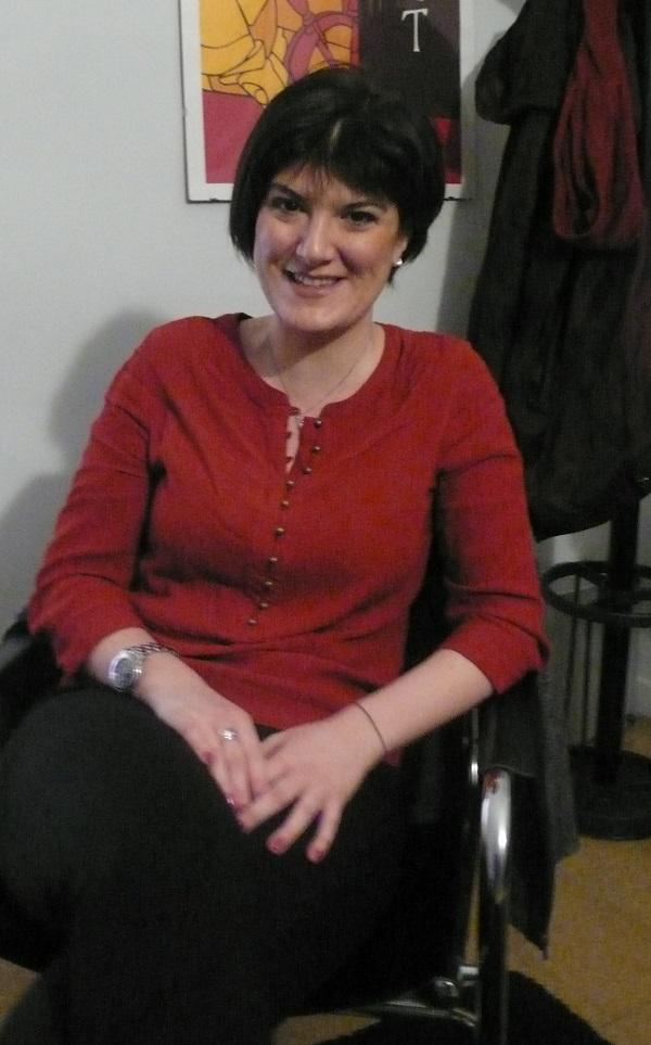 Sabrina Audisio tecnica teatrale