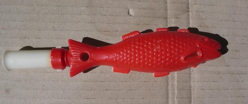 Pesce giocattolo ocarina