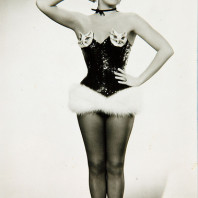Batty Grable Pin Up