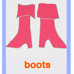 Carta boots