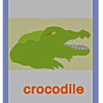 Carta crocodile