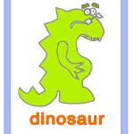 Carta dinosaur