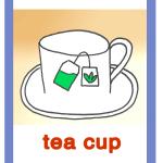 Carta tea cup