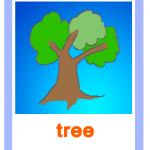 Carta gioco albero - tree