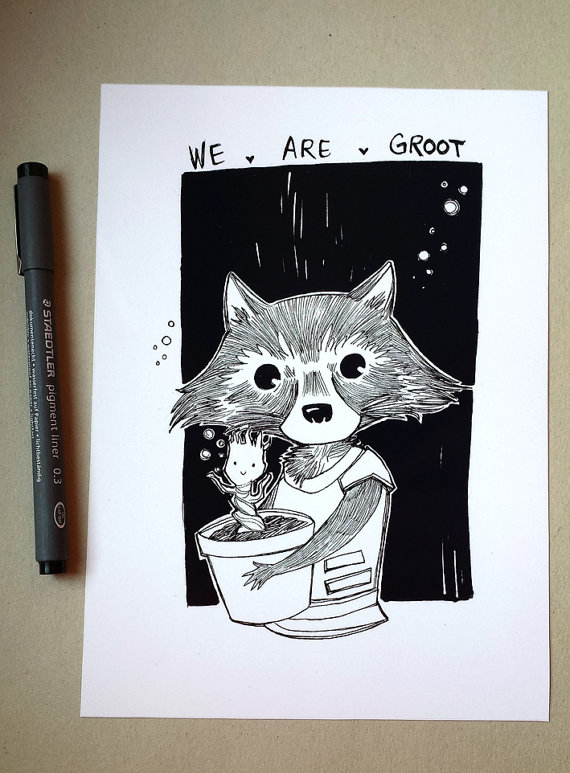 We are Groot, Rosaria Battiloro
