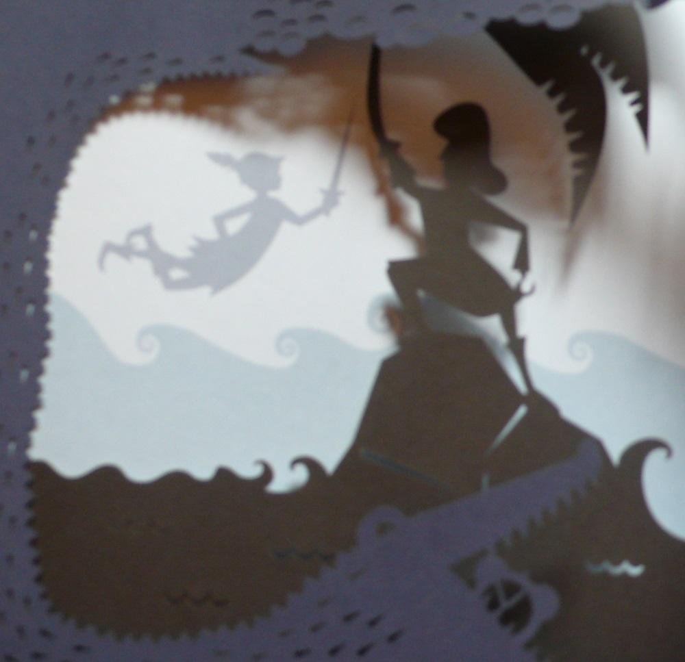 Uncino e Peter Pan Agnese Baruzzi