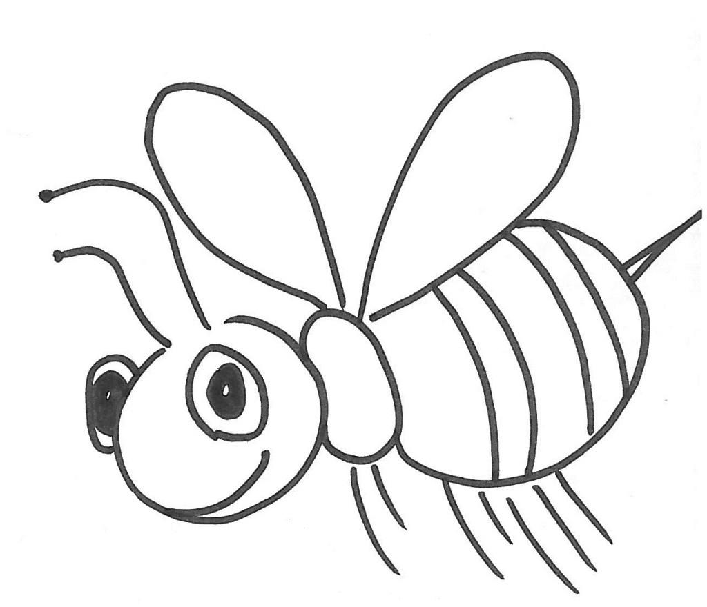 Il meglio di disegni ape da colorare per bambini for Immagini api per bambini