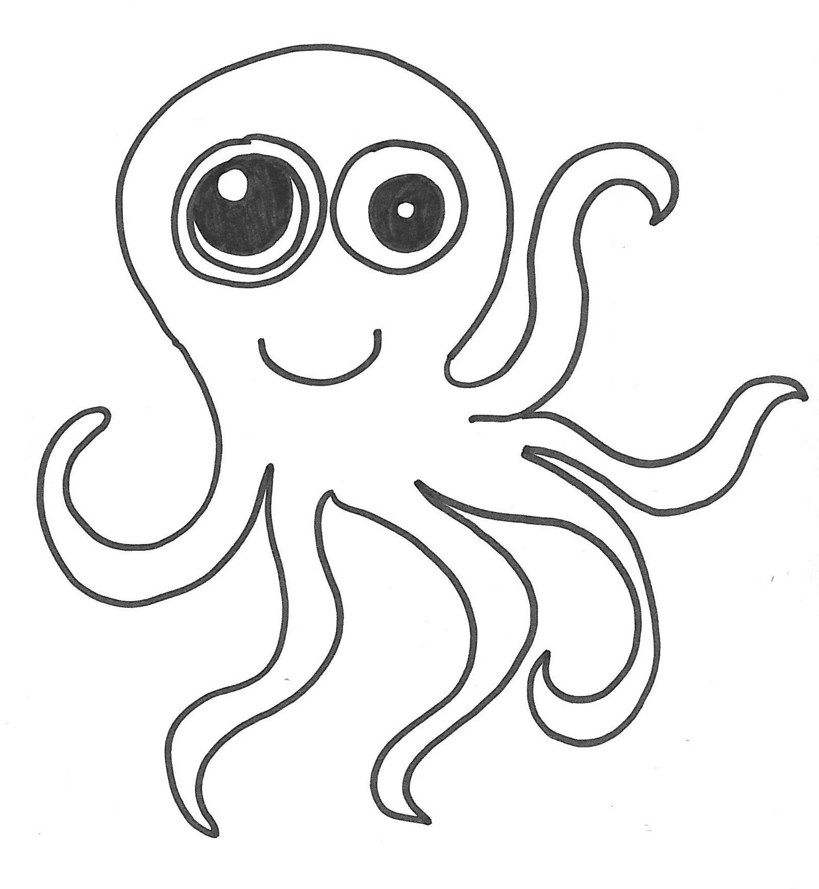Colora i nostri 10 disegni di animali for Disegni da stampare colorare e ritagliare