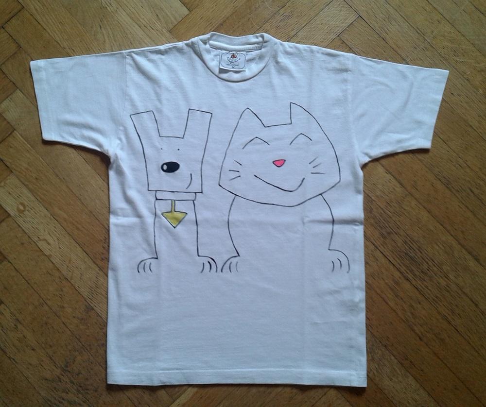 Popolare Disegni da stampare su magliette o da ripassare a mano FX71