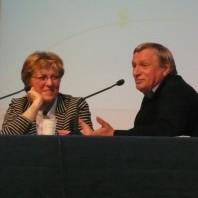 Luigi Ciotti e Maria Teresa Martinengo