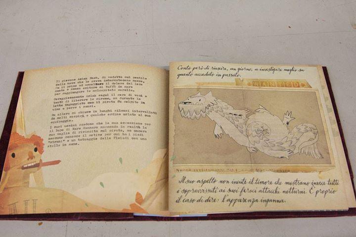 Il diario di Viaggio di Ernest Egg