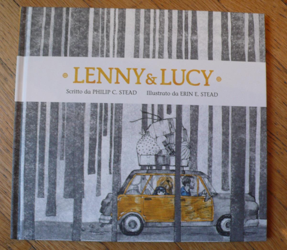 Lenny e Lucy, Stead, Babalibri