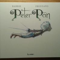 Copertina Peter Pan Massimiliano Frezzato