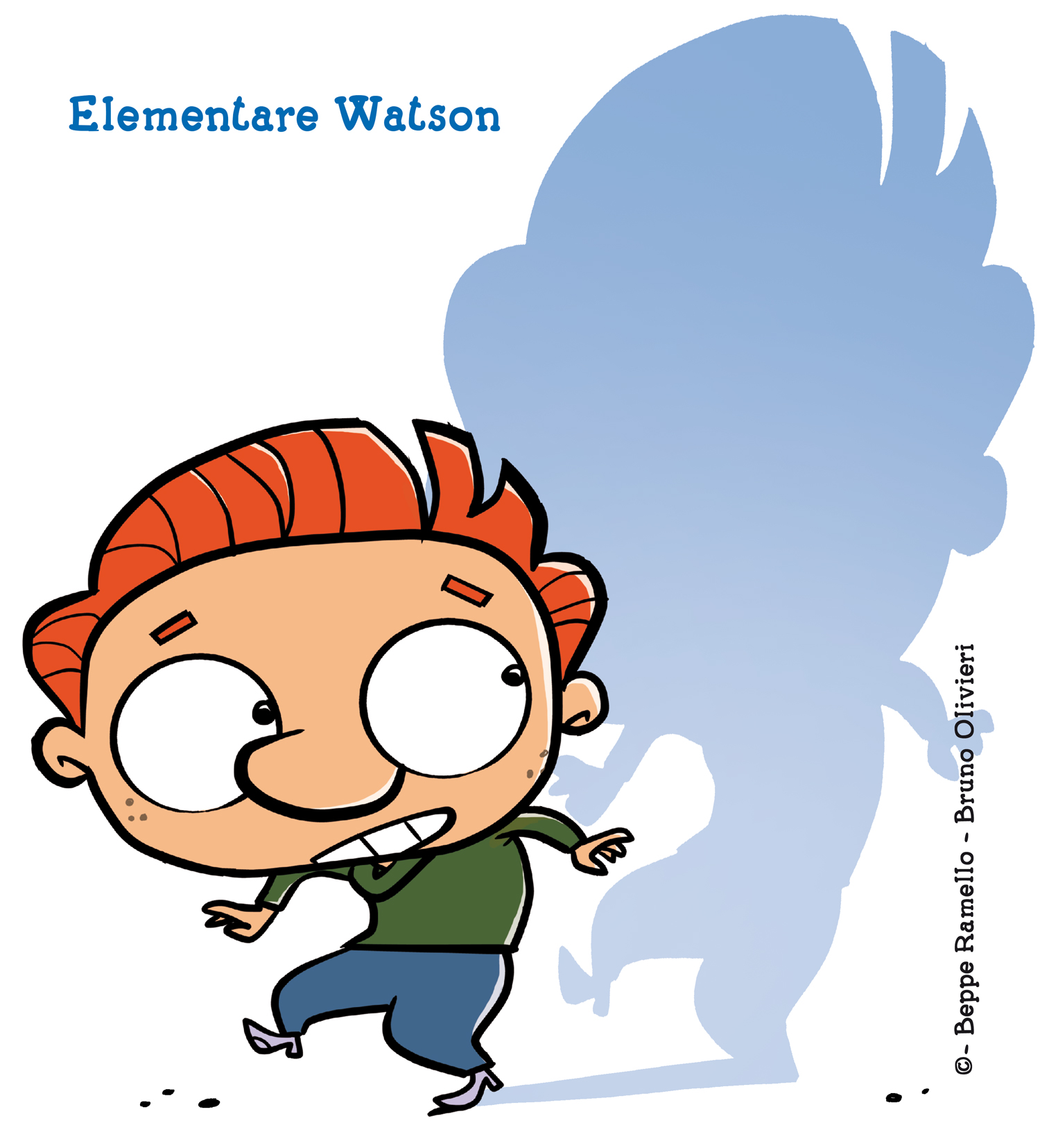 Elementare Watson, Buno Olivieri
