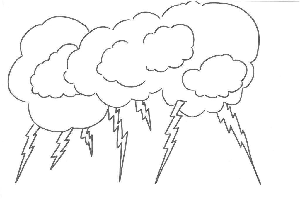 Disegni Per Bambini Sui Fenomeno Atmosferici